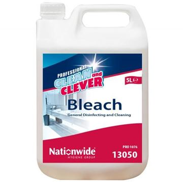 Picture of Clean and Clever Bleach 5L                  13050