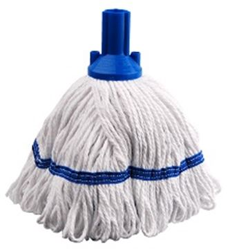 Picture of 250gm Exel Revolution Mop Head Blue