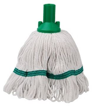 Picture of 250gm Exel Revolution Mop Head Green
