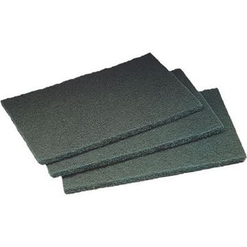 "Picture of 3M RB3 Heavy Duty Scourer 6""x9"" x10"