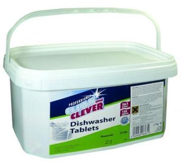 Picture of Clean and Clever 3 In 1 Dishwash Capsules x150