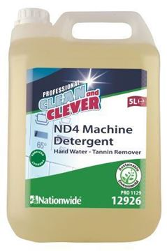 Picture of Clean and Clever Machine Dishwash Detergent 5L