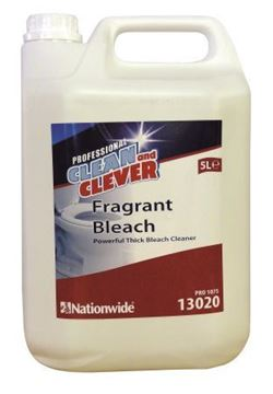 Picture of Clean and Clever Thick Fragrant Bleach 5L 13020
