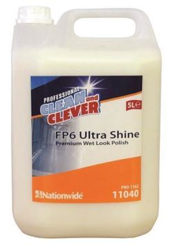 Picture of Clean and Clever FP6 Ultra Shine Floor Polish 5L