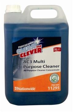 Picture of Clean and Clever Multi Purpose Cleaner 5Ltr 11295 AC3