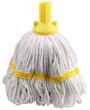 Picture of 250gm Exel Revolution Mop Head Yellow