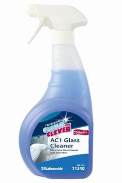 Picture of Clean and Clever AC1 Glass Cleaner 750ml 11240