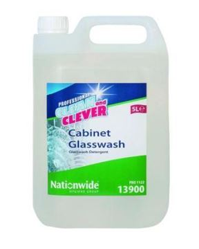 Picture of Clean and Clever Cabinet Glasswash 5L          13900