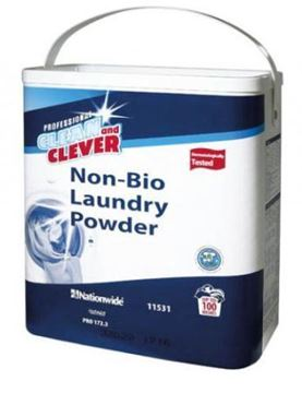 Picture of Clean and Clever Non Bio Washing Powder 100 Wash 6.8kg
