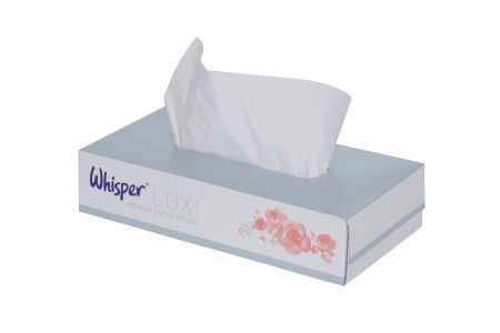 Picture of Facial Tissues Professional Hotel Grade