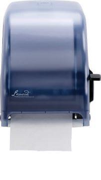 Picture of DSRA12 Leonardo Roll Towel Lever Dispenser Blue