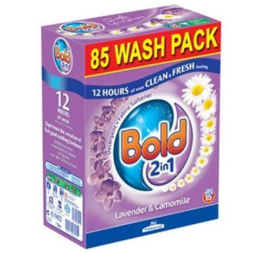 Picture of Bold 90 Wash Lavender & Camomile 2 in 1