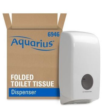 Picture of 6946 Aquarius Bulk Pack Toilet Tissue Dispenser