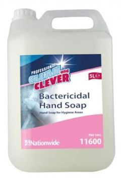 Picture of Clean and Clever Bactericidal Hand Soap 5Ltr 11600