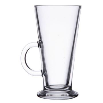 Picture of Coumbia Latte Glasses 258ml 10oz x12