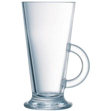Picture of DL174 Arc Latino Latte Glass 9.75oz x24