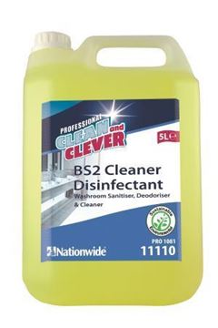Picture of Clean and Clever Cleaner Disinfectant 5Ltr 11110 BS2