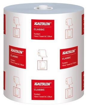 Picture of Katrin Classic System Towel M2 Blue 460263