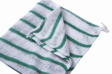 "Picture of 100754 N/W Dishcloth 12x16"" Green x10"