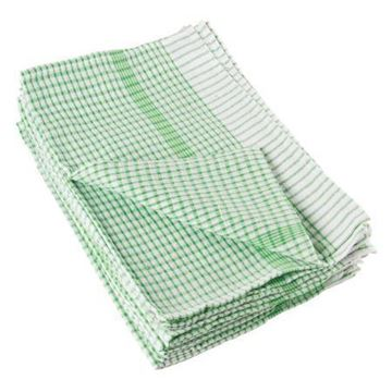 Picture of Wonderdry Tea Towel Green 30x20 x10
