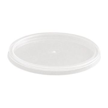 Picture of Fiesta Portion Pot Clear Lids x100