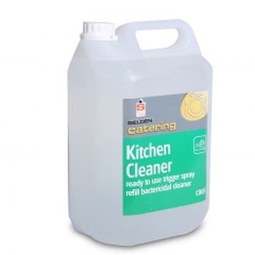 Picture of C003 Kitchen Cleaner Sanitiser 2x5L