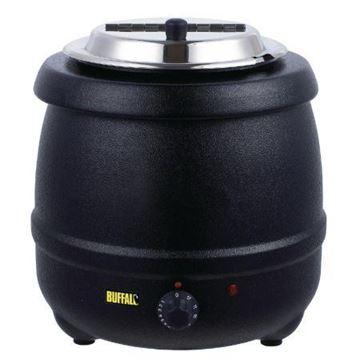 Picture of Buffalo Black Soup Kettle 10L
