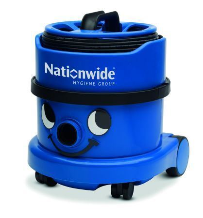 Picture of PSP.200A Mid Blue N/W Vac C/P With Kit V16 Vacuum
