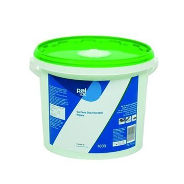Picture of Pal TX Surface Disinfectant Wipes x1000