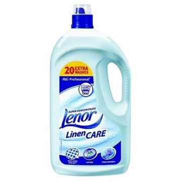 Picture of Lenor Concentrate Fabric Conditioner 4Ltr
