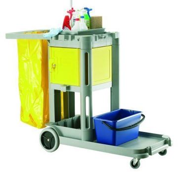 Picture of Structocart Mobile Cleaners Trolley