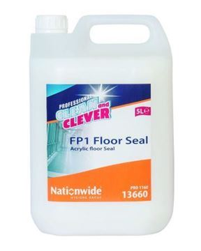 Picture of Clean and Clever Acrylic Floor Seal 5Ltr 13660 FP1