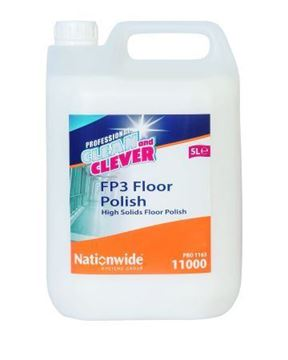 Picture of Clean and Clever High Solids Floor Polish 5Ltr 11000 FP3