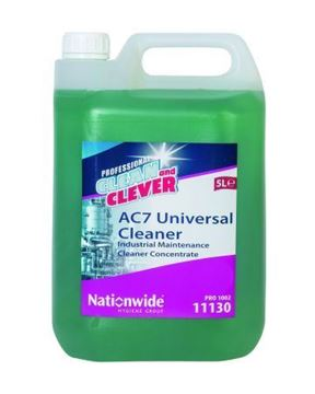 Picture of Clean and Clever Universal Cleaner 5L 11130 AC7