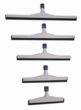 "Picture of 14"" Plastic Squeegee Head - Grey"