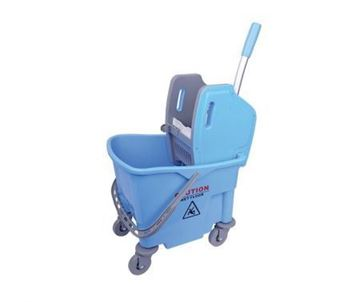 Picture of 101253 Blue Buffalo Bucket + Wringer 25L
