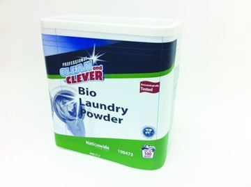 Picture of Clean and Clever Bio Washing Powder 6.8kg