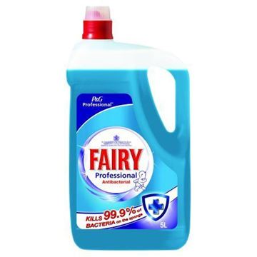 Picture of Fairy Anti-Bac Liquid 2x5L