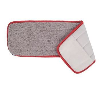 Picture of ROKLEEN MICROFIBRE MOP HEAD RED