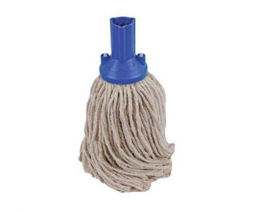 Picture of 200gm Exel Mop Head Blue Pure Yarn   12500