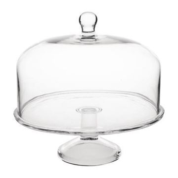 Picture of Olympia Glass Cake Stand For CS014