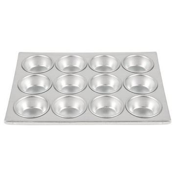 Picture of Vogue Aluminium Muffin Tray 12 Cup