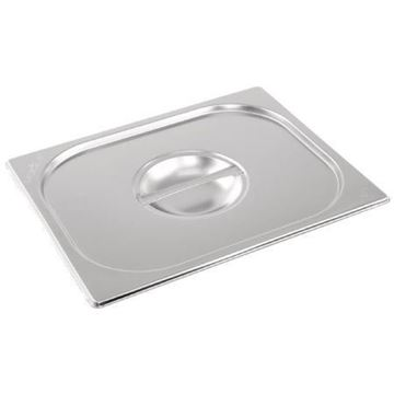 Picture of Vogue Stainless Steel 1/3 Gastronorm Lid