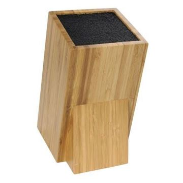 Picture of Vogue Wooden Universal Knife Block