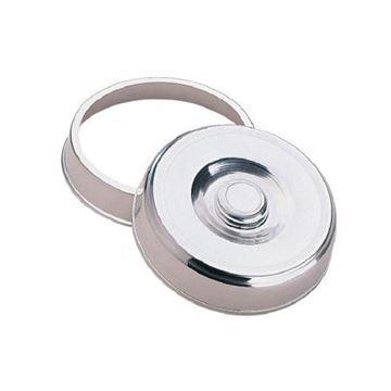 """Picture of Vogue Aluminium Plate Ring 8"""""""