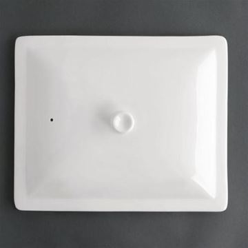 Picture of Olympia Whiteware Gastronorm Lid 1/2 Size