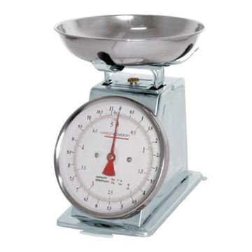 Picture of Weighstation Large Kitchen Scale 5kg