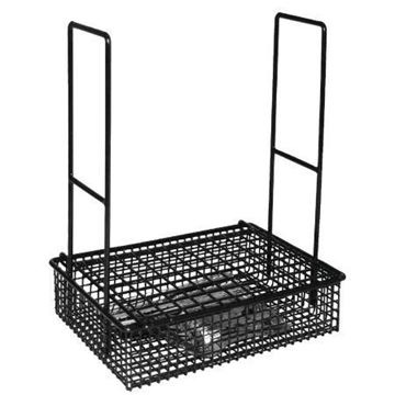 Picture of Vogue Wire Rinsing Basket Black
