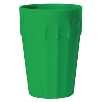 Picture of Kristallon Polycarbonate Tumblers Green 260ml (Pack of 12)