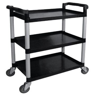 Picture of Vogue Polypropylene Mobile Trolley Large